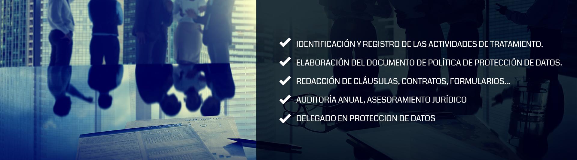 Audidat protección de datos